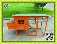 Brown wooden chicken coops XH 603