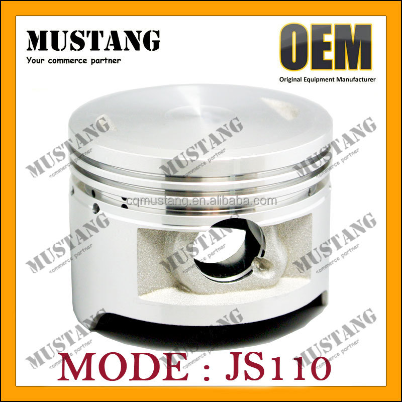 Motorcycle Spare Parts For yamaha JS110 Piston JUPITER