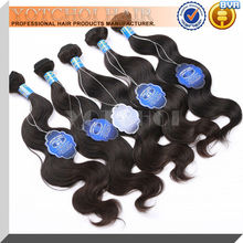 Economic stylish pum body wave indian human hair