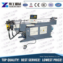 YG factory direct supply stainless steel pipe bending machine price in india for large commercial projects
