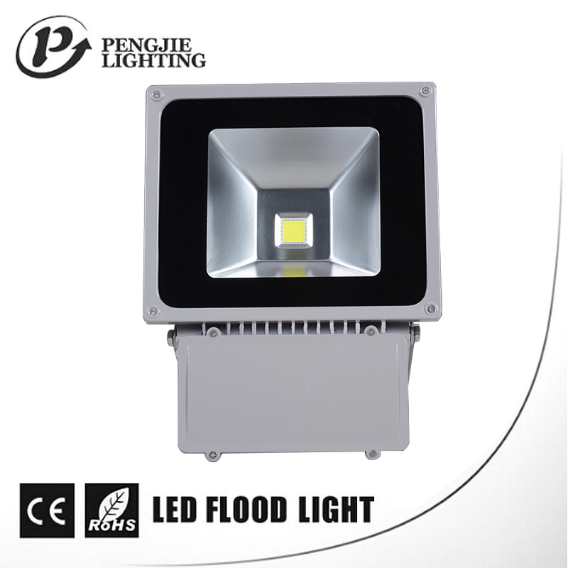 Pengjie Home Used Bridgelux 70W Chinese Cob Aluminum 180W Led Dc 24V Flood Light