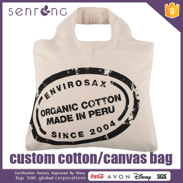 Plastic Bags With Cotton String Hemp Cotton Bag