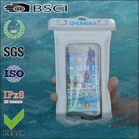 OEM waterproof pouch for smart phones