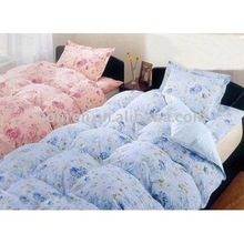 3-Piece Bedding Set With down