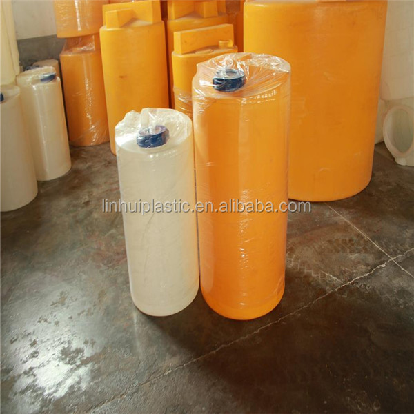 Rotomolding PE chemical dosing storage tank for water treatment