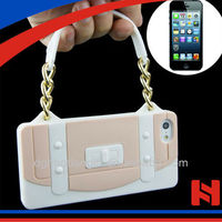 Hot selling wallet case for iphone 5 OEM/ODM