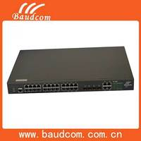 One Console Port Eth POE Switch