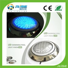 Waterproof RGB IP68 swimming pool led underwater lamp with UL listed