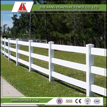 plastics pvc vinyl post and rail fence