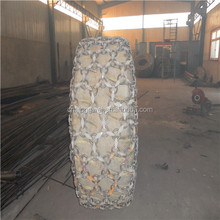 forklift metal snow chain