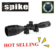 Hunting accessories infrared rifle scope/tactical 3-9x50mm matte black finish air hunting riflescopes