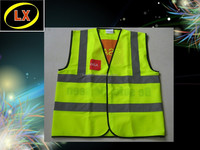 Safety Vest High Visibility Clothes