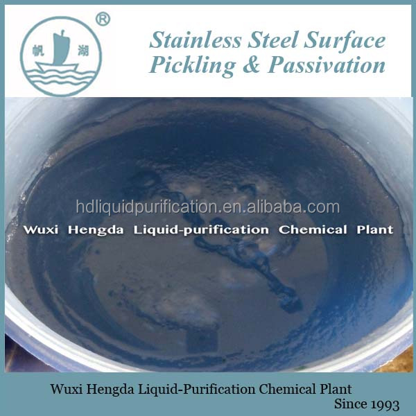 cheap price SS welding stainless steel pickling paste suppliers