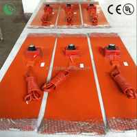 electric heating element,oem high temperature silicone rubber sheet