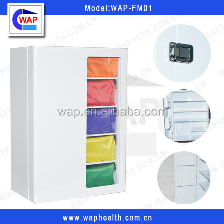 WAP hot sale first aid metal wall cabinet