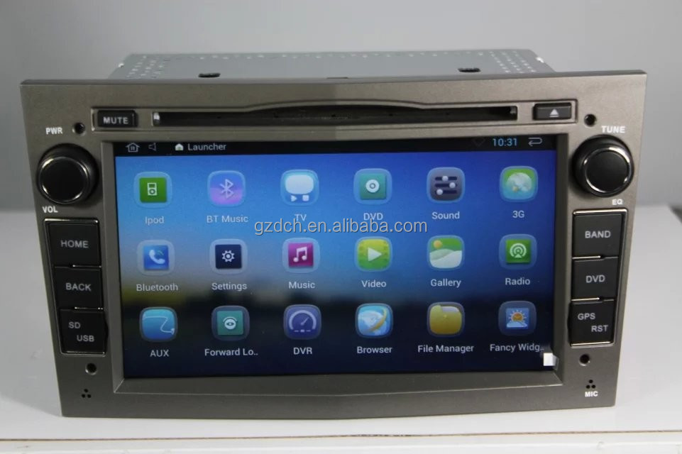 1024*600 1G+16g quad core android 4.4.2 car dvd with gps for opel VECTRA ANTARA ZAFIRA CORSA MERIVA ASTRA grey color WS-8886