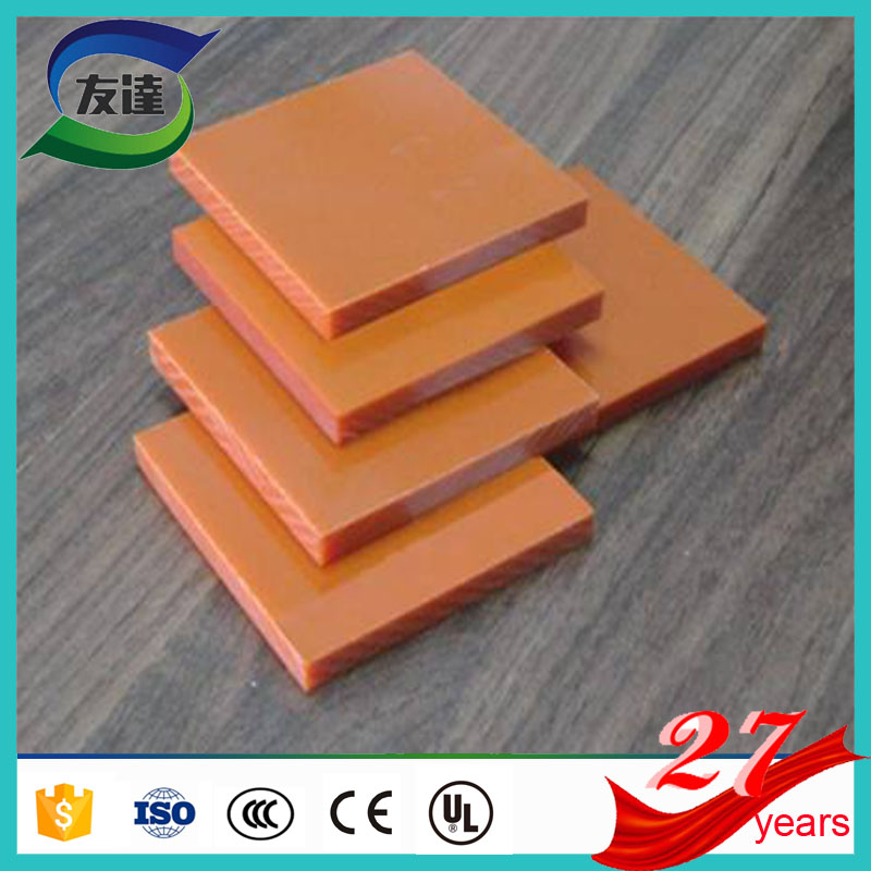 High mechanical properties brown wear resistant most widely used class E insulation insulation material