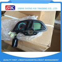 Top level hot selling motorcycle speedometer for qingqi