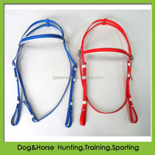 2016 New Arrival Horse Bridle Halter Headstall Horses Halters Equestrian For Horse Racing Riding Competitions