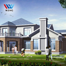 prefabricated houses modern with 2 bedroom house floor plans and villa structural design