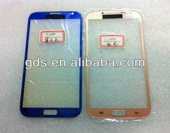 touch screen glass lens for samsung galaxy note 2