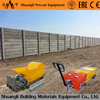 new designed automaticlly SL150-150 steel precast concrete fencing posts for chain link fence and garden fence