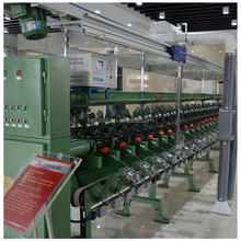 High precision semi-automatic GA014MD textile yarn winding machine