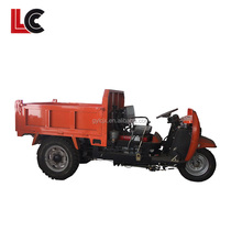 Motor Diesel Engine Three Wheel Hydraulic Mining Mini Dumper Truck For Sale Price