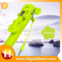 New products 2016 high quality selfie stick private label,Colorful legoo selfie stick for huawei ascend p6