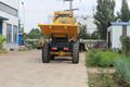 FCY100R swivel hopper 10ton site dumper for sale