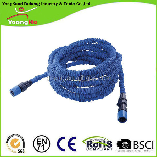 New product 2014 expandable garden hose 75ft