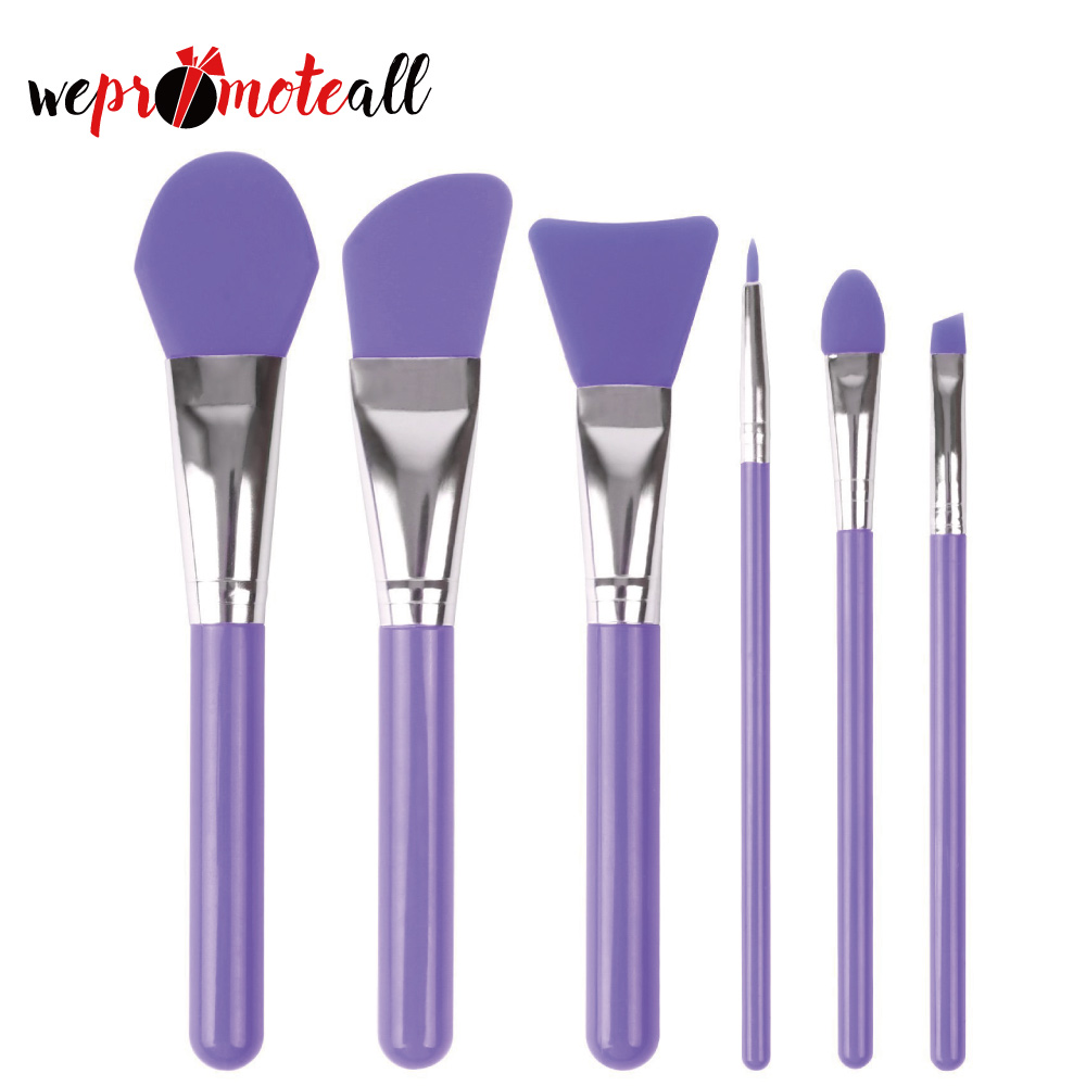 Beauty Flawless Makeup Foundation Soft Silicone Make Up Brushes
