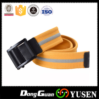 Durable Fashionable Street Boys Jeans Canvas Belt for outdoor