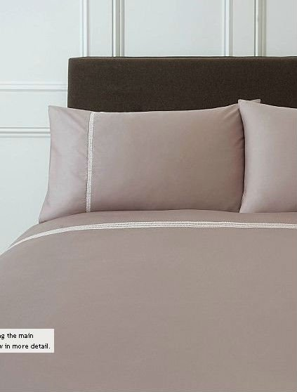 Thermosole Dyed Bed Linen