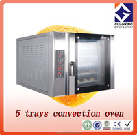 Hot selling 5 decks baking oven in bakery machine/price of vacuum oven vacuum drying oven