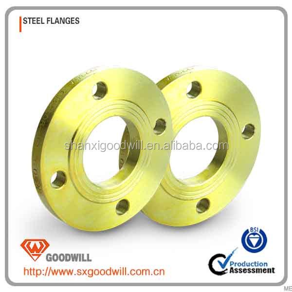 stainless steel pressed flanges