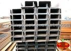 Q235 SS400 ASTM A36 c type channel steel