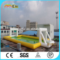 CILE Inflatable Football Playground for Rent