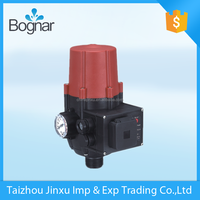 Electronic pressure pump control water switches for submersible pump with red cover