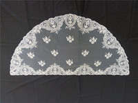 Spanish traditional style noble classic lace embroidery veil chapel veil cathedral veil