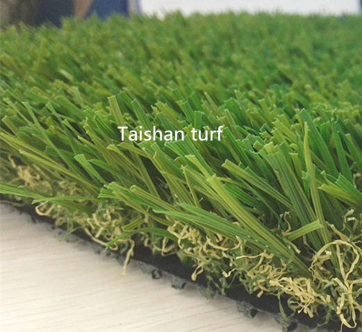 2017 new type artificial grass for pet dog
