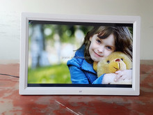 big discount Pros voice recording digital photo frame touch screen motion sensor optional picture display advertising