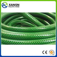 new material 100feet pvc water garden hose pipes flexible weather resistant pvc garden hose made in china