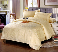 2016 new design 100% cotton luxury satin jacquard hotel linen