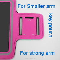 neoprene armband phone holder pouch strap for iPhone 6s 5 5s 6 6 plus