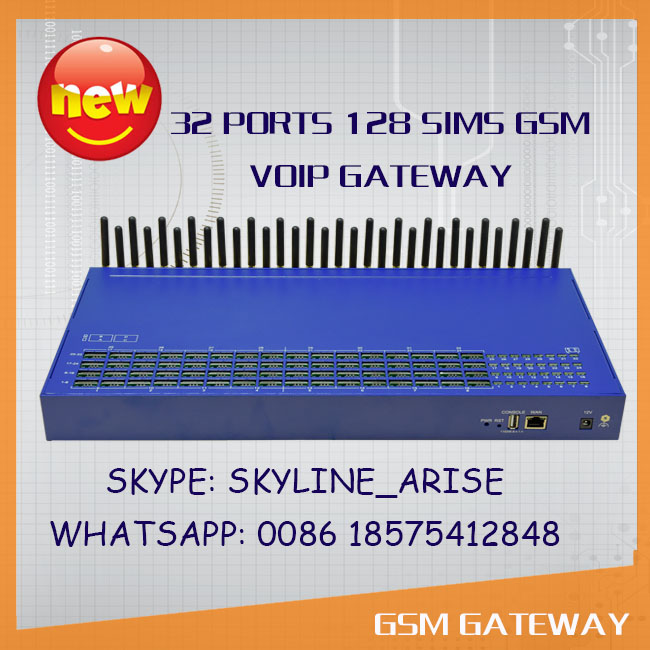 goip 32 port gsm gateway 128 sim box sim bank goip voip gateway gsm converter sip ip phone adapter