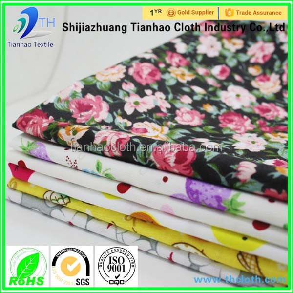 100 cotton materials cotton printed fabric quilted fabric wholesale