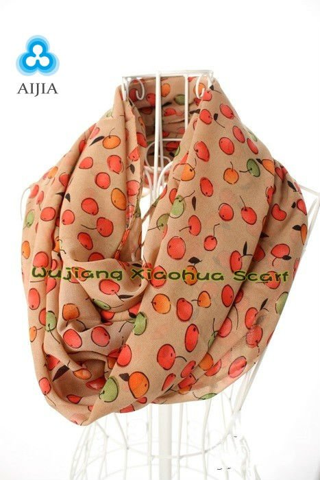 newest style Fashion100% viscose scarf new model 2011 HM-75