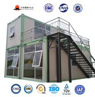 The New Design Fast Building China Cheap Prefab Houses Made In China