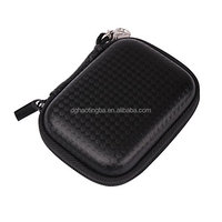 Durable New Style Eva Hard Watch Case Black